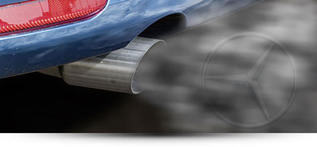 Dieselskandal Mercedes