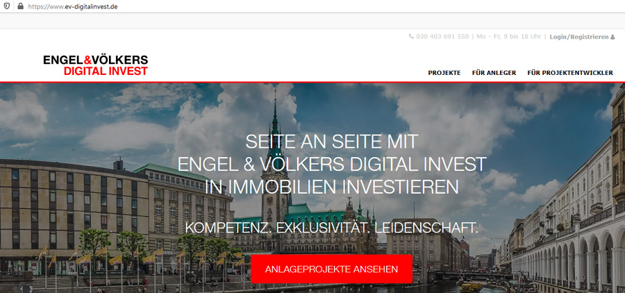 E&V Digital Invest